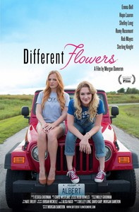 Different Flowers main cover