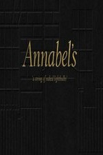 Annabel's: A String of Naked Lightbulbs main cover