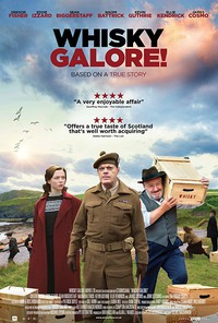 Whisky Galore main cover