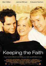 keeping_the_faith movie cover