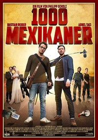 1000 Mexicans main cover