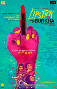 Lipstick Under My Burkha main cover