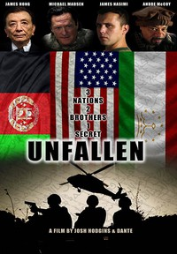 Unfallen main cover