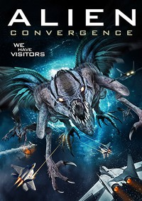 Alien Convergence main cover