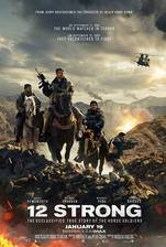 12 Strong movie cover