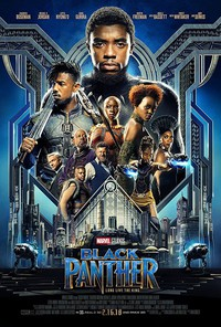 Black Panther main cover