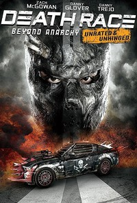 Death Race 4: Beyond Anarchy main cover
