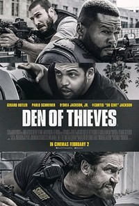 Den of Thieves main cover