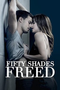 Fifty Shades Freed main cover