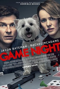 Game Night main cover