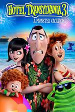 Hotel Transylvania 3: Summer Vacation movie cover