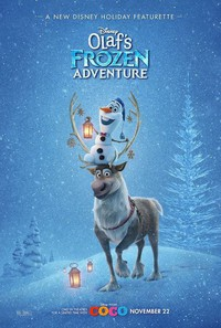 Olaf's Frozen Adventure main cover
