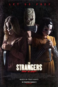 The Strangers: Prey at Night main cover