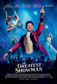 The Greatest Showman main cover