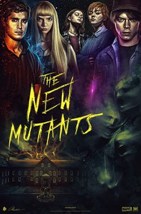 The New Mutants main cover