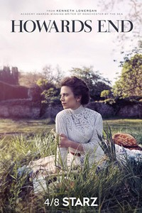 Howards End movie cover
