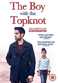 The Boy with the Topknot main cover