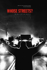 Whose Streets? main cover