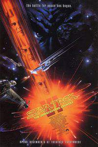 Star Trek VI: The Undiscovered Country main cover