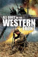 All Quiet on the Western Front movie cover