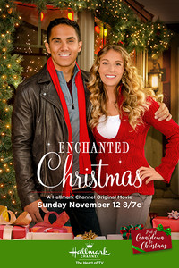 Enchanted Christmas main cover
