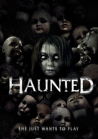 Haunted main cover