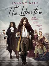the_libertine movie cover