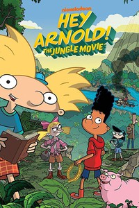 Hey Arnold: The Jungle Movie main cover