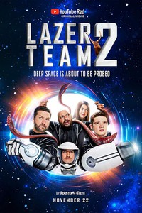 Lazer Team 2 main cover