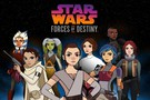 Star Wars: Forces of Destiny photos