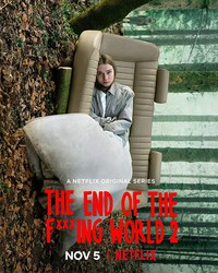 The End Of The Fucking World movie cover