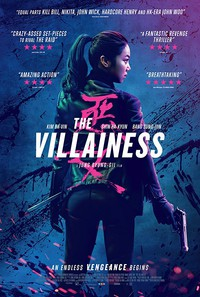 The Villainess main cover