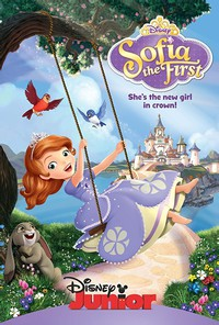 Sofia the First movie cover