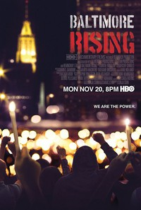 Baltimore Rising main cover