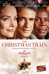 The Christmas Train main cover