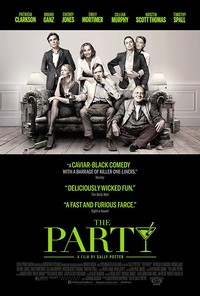 The Party main cover