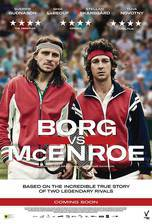Borg McEnroe movie cover