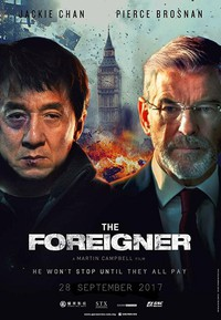 The Foreigner main cover