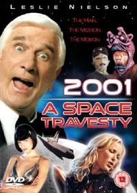 2001: A Space Travesty main cover