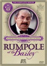 Rumpole of the Bailey movie cover