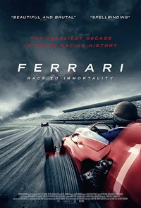 Ferrari: Race to Immortality main cover
