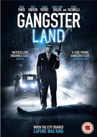 Gangster Land main cover