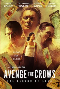 Avenge the Crows main cover