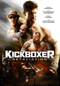 Kickboxer 2: Retaliation main cover