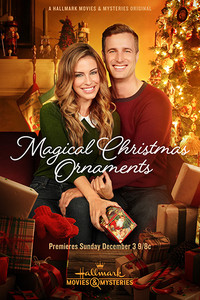 Magical Christmas Ornaments main cover