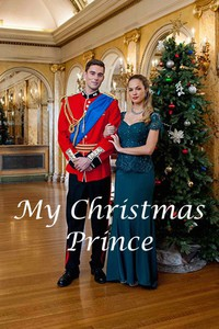My Christmas Prince main cover