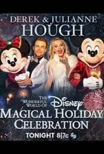 The Wonderful World of Disney Magical Holiday Celebration movie cover