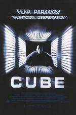 cube movie cover