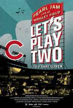 Pearl Jam: Let's Play Two movie cover