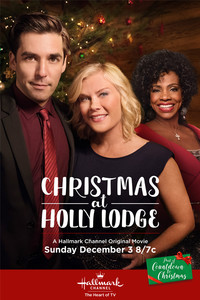 Christmas at Holly Lodge main cover